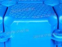 Модульные понтоны полимерные 500*500*400