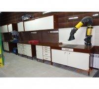 Производственная мебель на заказ