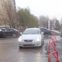 Парковочные барьеры, столбики в ассортименте от производителя