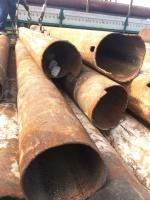 Стальная труба 273 стенка 6 бу под восстановление