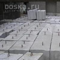 Блоки фундаментные (ФБС).