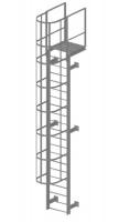 Наружные чердачные, пожарные лестницы