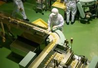 Промышленные полы для пищевых производств (химически-стойкие бесшовные полы)