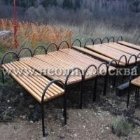 Лавки, скамейки кованные, садовые, парковые, бульварные