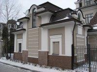 Карниз фасадный, фасадный декор,элементы лепнины из пенопласта