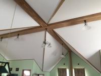 Тканевый натяжной потолок арт.BS-859 серии MSD Premium.