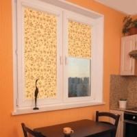 Роллайты-жалюзи на окна купить на Ладожской