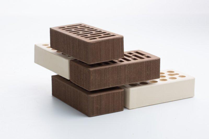керамический кирпич рядовой и облицовочный