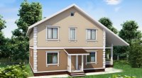 строительство дома проект-3