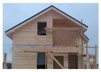 Строительство деревянных домов из бруса, бревна