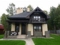 Дом из Скандинавии!