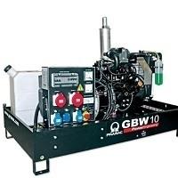 Дизель-генераторная установка PRAMAC GBW 10Y