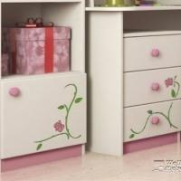 Детская мебель Тедди (Розалия, Сакура) Мебель-Неман ®