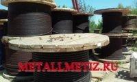 Трос ГОСТ 7669-80 с металлическим сердечником