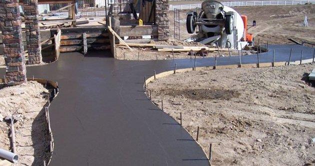 Бетон в краснодаре раствор для ремонта цементной стяжки