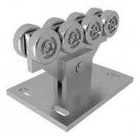 Фурнитура для откатных сдвижных ворот от производителя DoorHan