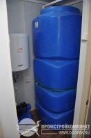 Вагон-бытовка санитарного назначения «Туалет».