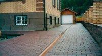 Тротуарная брусчатка, плитка