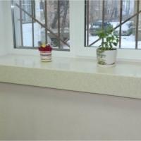 В Самаре изготавливаем на заказ из искусственного камня столешницы различной толщины и формы.