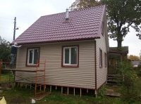 Монтаж и ремонт крыши, кровли, фасада