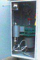 Зачистное устройство мусоропровода  ЗУМ - 01Б-2 с ЗВМ