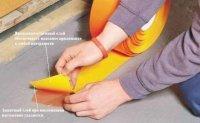 Разметочная лента PermaStripe 50мм*30м*1мм, желтая