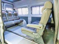 Peugeot Boxer пассажирский микроавтобус 9 мест салон-трансформер Ривьера