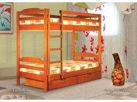 Детская двухъярусная кровать Тандем