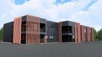 Строительство складов, быстровозводимых зданий.