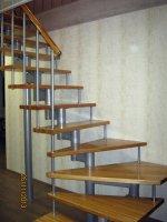 Лестница с поворотом