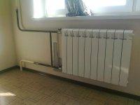 Замена радиаторов, батарей отопления, труб. Газосварка.