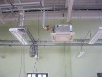 Монтаж и техническое обслуживание систем кондиционирования.
