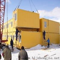 блок-контейрер и модульное здание