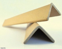 Уголок картонный защитный 50х50х3 мм длина 3000 мм