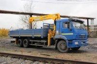 Манипулятор КАМАЗ 5 тонн