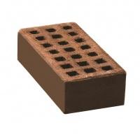 Кирпич лицевой керамический КЕММА 1НФ Шоколад
