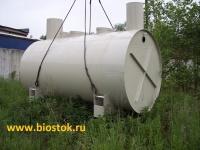 Автономная канализация на 500 человек