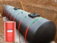 Мастикор антикоррозионное полиуретановое покрытие для подземных трубопроводов, резервуаров
