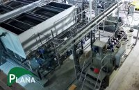 Очистные сооружения для мусорных полигонов и мусороперерабатывающих заводов