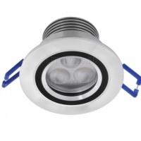 арт. N10, светильник светодиодный точечный 4 Вт. Японские светодиоды.