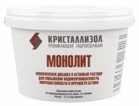 Проникающая гидроизоляция Кристаллизол Монолит