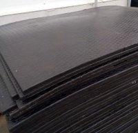 Резиновые маты из толстой резины для складов 1900х1200х20мм