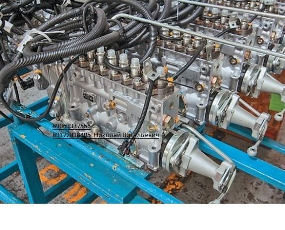 Тнвд bosch 0402648610 для двигателей Камаз