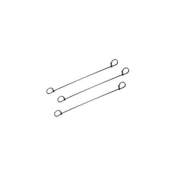 Проволочная обвязка, RAUTHERM S, 100 мм, для арматурной сетки (цена за штуку, продаётся упаковкой 100 шт)
