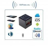 WiFi видеоняня с встроенным радио и беспроводной колонкой, с DVR, HD 960p (Pro Ezcam)