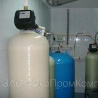 Установки умягчения и обезжелезивания воды Сокол 2 – 150 м3/час