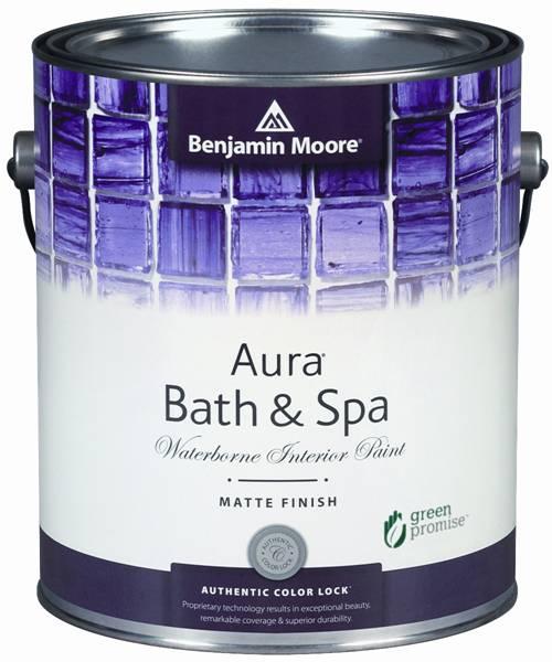 Краска для влажных помещений AURA® Bath & Spa