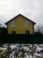 Жилой дом из теплоблоков