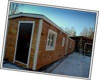 Дачный домик 2.5х6.0м