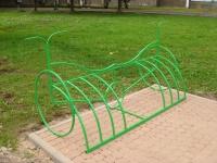 Велопарковка велостоянка, парковка велосипеда